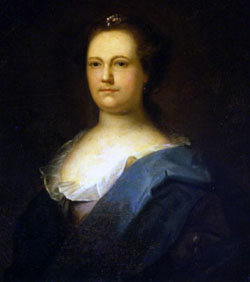 benjamin franklin wife