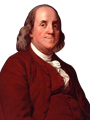 the life before the presidency of benjamin franklin Although he was the old sage of the american revolution and the founding generation, benjamin franklin's considerable work in the areas of journalism, science, and invention often obscure his many contributions to the creation of the constitution and protection of american freedoms.