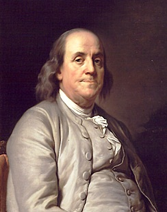 contributions of benjamin franklin