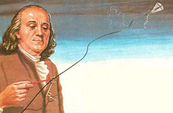 history of benjamin franklin